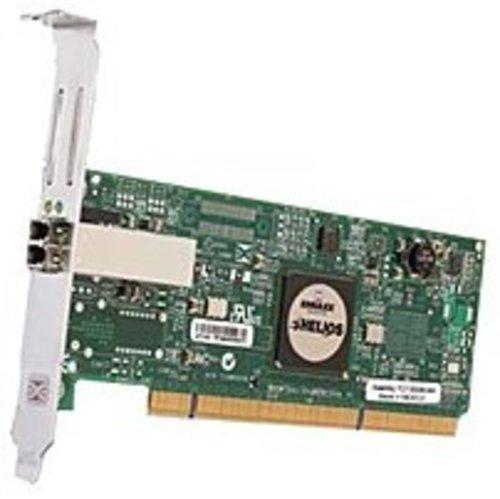 Emulex Lp1150-f4 Fibre Channel Host Bus Adapter - Pci-x - 2-4 Gb - Multi-mode Fiber - 64-bit