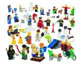 LEGO Education Community Minifigures Set 4598355 (256 Pieces)