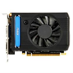 MSI N640-4GD3 -GT640 4G DDR3 128B PCIE3.0 DDVID HDMI D-Sub Video Card