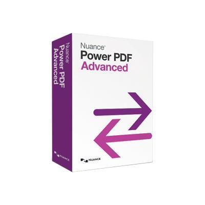 Power Pdf Advanced ( V. 1.0 ) - Box Pack