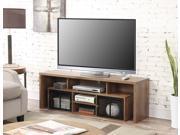 "DESIGNS2GO Lexington 60"" TV Stand, Mocha Finish Type: Chair & Furniture Accessories"