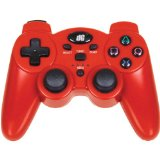 dreamgear DGPS3-1392 Radium Wireless Controller for PS3