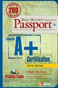 Mike Meyers' A  Certification Passport