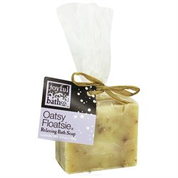 Joyful Bath Co - Bath Soap Relaxing Oatsy Floatsie - 5.3 oz. CLEARANCE PRICED