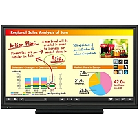 "Sharp Aquos Board Pn-l703b Digital Signage Monitor - 70"" Lcd - 1920 X 1080 - Edge Led - 300 Nit - Hdmiethernet"