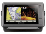 Garmin Echomap 70dv Us Lakes Gps Fishfinder-chartplotter Combo With Tr