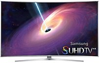 Samsung Js9000 Series Un65js9000 65-inch Curved 4k Ultra Hd Smart Led Tv - 3840 X 2160 - 240 Clear Motion Rate - Wi-fi, Ethernet - Hdmi, Usb