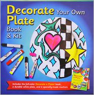 Decorate Your Own Plate Book & Kit