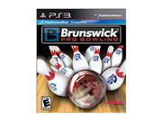 Brunswick Pro Bowling Playstation3 Game Crave