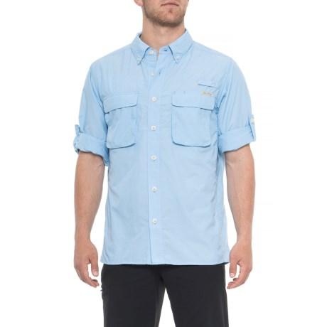 Air Strip Shirt - Upf 30 , Long Sleeve (for Men)