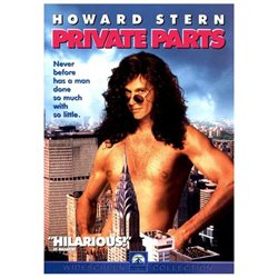 Private Parts Poster Movie B 27 x 40 In - 69cm x 102cm Howard Stern Robin Quivers Mary McCormack Paul Giamatti Fred Norris Gary Dell'Abate