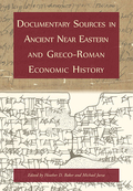 This volume breaks new ground in approaching the Ancient Economy by bringing together documentary sources from Mesopotamia and the Greco-Roman world