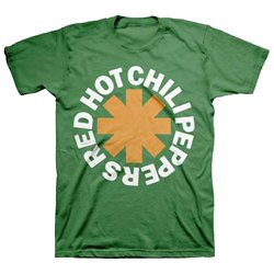 Red Hot Chili Peppers Asterisk Irish Mens T-Shirt-xxl