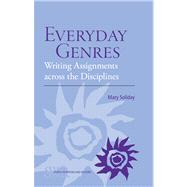 Everyday Genres : Writing Assignments Across the Disciplines