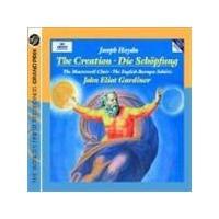 Joseph Haydn - The Creation (Gardiner, English Baroque Soloists) (Music CD)