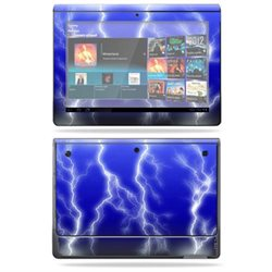 Protective Vinyl Skin Decal Cover for Sony Tablet S sticker skins Lightning Storm