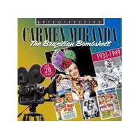 Carmen Miranda - Brazilian Bombshell (Her 28 Finest) (Music CD)