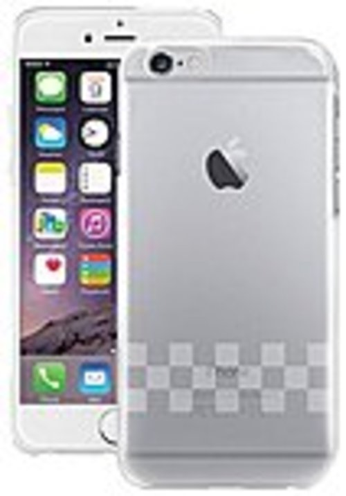 Iluv Gossamer Clear Hardshell Case For Iphone 6 - Iphone - Geometric