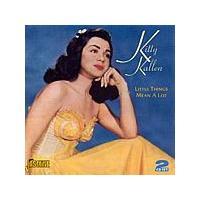 Kitty Kallen - Little Things Mean A Lot (Music CD)