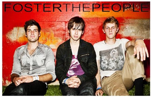 Foster the People - Band Portrait 11x17 Poster