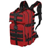 Maxpedition Falcon-II Backpack (Fire/EMS Red)