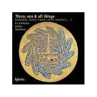 Various Composers - Moon, Sun And All Things (Skidmore, Ex Cathedra) (Music CD)