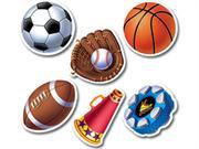 Sports Mini Cut Outs