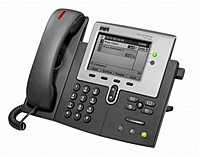 Cisco Cp-7941g 2-line 320 X 222 Lcd Display Unified Ip Phone - Dark Gray