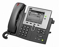 Cisco Cp-7941g 2-line 320 X 222 Lcd Display Unified Ip Phone - Dark Gray