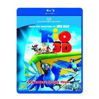 Rio (Blu-ray 3D   Blu-ray)