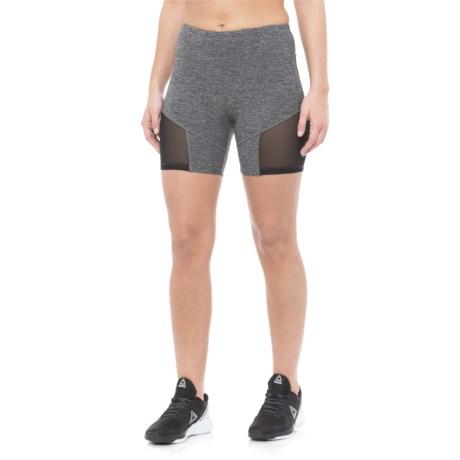 Mesh Insert Shorts - 6? (for Women)