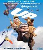 Up (Four-Disc Blu-ray/DVD Combo   BD Live) [Blu-ray]