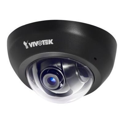 Vivotek Fd8166-f2-b 2mp Ultra-mini Fixed Dome Network Camera