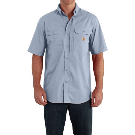 Force(r) Ridgefield Shirt - Short Sleeve (for Big And Tall Men)