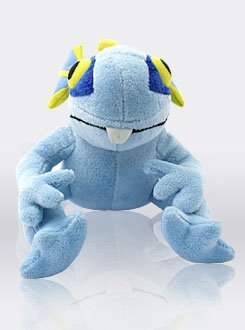 World of Warcraft Baby Murloc Murky Plush Doll Blizzcon 2008