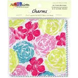 Fabric Editions 5 by 5-Inch Fabric Palette Charm Pack, 20-Pack, Kingston