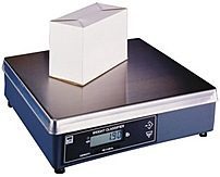 Weigh-tronix 9503-16505 7820 Scale Bench - 150 Lbs - Rs232 9-pin Cable - Internal Display - Flat-top Weight Platter