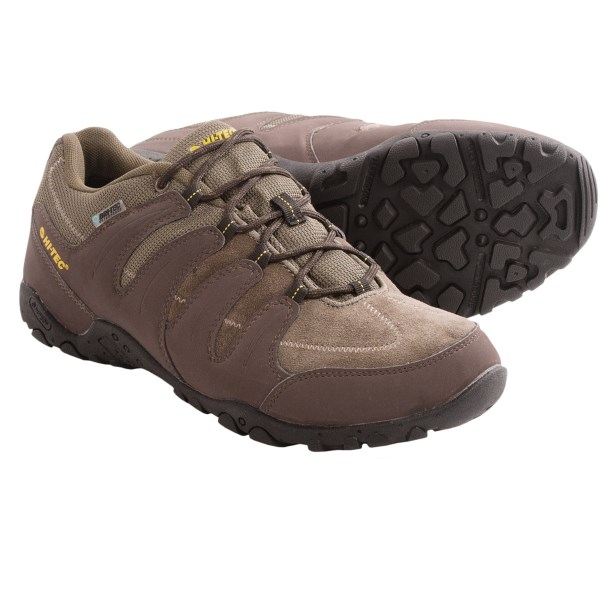 Hi-Tec Romsey Low Hiking Shoes - Waterproof (For Men)