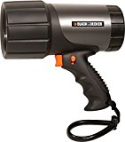 Black & Decker VEC156BD Rechargeable Spotlight