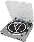 Audio-technica At-lp60 Record Turntable - Belt Drive - 33.33, 45 Rpm