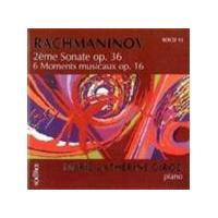 Sergey Rachmaninov - 2nd Sonata/Les 6 Moments Musicaux [French Import]