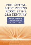 The Capital Asset Pricing Model (CAPM) and the mean-variance (M-V) rule, which are based on classic expected utility theory, have been heavily criticized theoretically and empirically