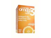 Omega-3 Orange Flavor - Coromega - 90 - Packet