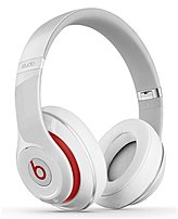 Beats By Dr Dre Studio 900-00063-01 Over-ear Headphones- Binural - Full Size - Stereo - White
