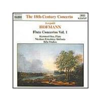 Leopold Hofmann - Flute Concertos Vol. 1 (Esterhazy Sinfonia, Drahos, Seo) (Music CD)