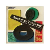 American Tapestry: Duos for Flute & Piano (Music CD)