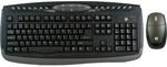 Ge/rca 98058 Wireless Keyboard & Optical Mouse