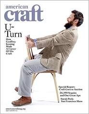 American Craft - August and September, 2013
