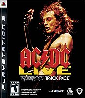 Electronic Arts 014633191660 Ac/dc Live: Rock Band Track Pack - Playstation 3