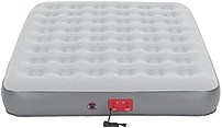 Add more cushion to your rest in a Coleman 076501137279 Queen Extra High Air Bed